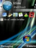 Black OS Symbian Mobile Phone Theme