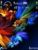 Flower Nokia 6700 slide Theme