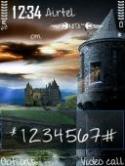 New Castle Nokia 6700 slide Theme