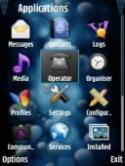 Nokia Symbian Mobile Phone Theme