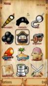 Pirate Symbian Mobile Phone Theme