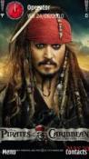 Pirates Symbian Mobile Phone Theme