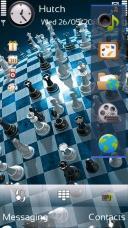 Chess Symbian Mobile Phone Theme