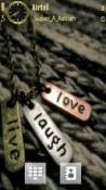 Live Love Symbian Mobile Phone Theme