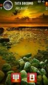 Sunset Sea Symbian Mobile Phone Theme