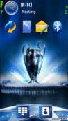 Uefa Champions Symbian Mobile Phone Theme