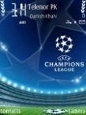 Champions League Symbian Mobile Phone Theme
