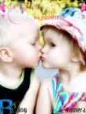 Cute Kiss Nokia X5 TD-SCDMA Theme