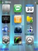 Iphone Symbian Mobile Phone Theme