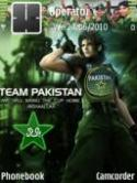 Pak Team Symbian Mobile Phone Theme