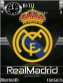 Real Madrid Symbian Mobile Phone Theme