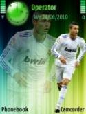Ronaldo Symbian Mobile Phone Theme