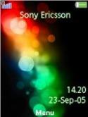 Kulki Sony Ericsson W995 Theme