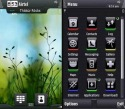 Azenisxm Symbian Mobile Phone Theme
