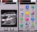 Car Symbian Mobile Phone Theme