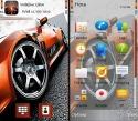 Nice Car Symbian Mobile Phone Theme