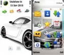 Porsche Symbian Mobile Phone Theme