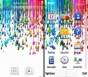 Color Drops Symbian Mobile Phone Theme