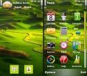 Green Nature Symbian Mobile Phone Theme