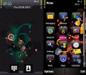 Creative Artworks Theme for Nokia 603