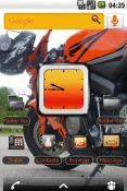 Bike Android Mobile Phone Theme