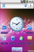 Dream Android Mobile Phone Theme