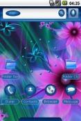 Feelin Blue Android Mobile Phone Theme