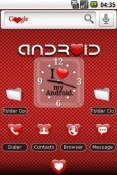 iHeart My Android Android Mobile Phone Theme