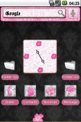 Pink Diamond Android Mobile Phone Theme