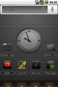 Sleek Android Mobile Phone Theme