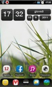 Belle Go Launcher Android Mobile Phone Theme