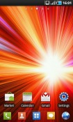 Galaxy S2 Go Launcher Android Mobile Phone Theme