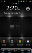 Leeks13 Go Launcher Android Mobile Phone Theme