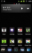 Leeks17 Go Launcher Android Mobile Phone Theme