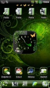 Nature Go Launcher Android Mobile Phone Theme