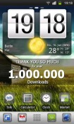 Plate Go Launcher Android Mobile Phone Theme