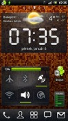 XperiaArc Go Launcher Android Mobile Phone Theme