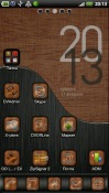 Balance Go Launcher Android Mobile Phone Theme