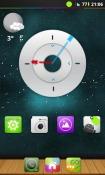 LunarUi Go Launcher Android Mobile Phone Theme
