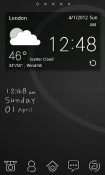 SP Go Launcher Android Mobile Phone Theme