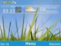 X2-01 Live Theme for Nokia Asha 205