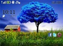 3d Nature Nokia Asha 205 Theme