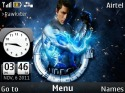 RA One Theme for Nokia Asha 200