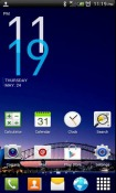 Galaxy S3 Go Launcher Android Mobile Phone Theme