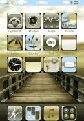 The Bridge iOS Mobile Phone Theme