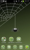 Crazy Spider GO Launcher EX Android Mobile Phone Theme