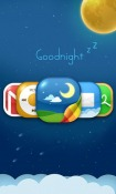 Goodnight GO Launcher EX Android Mobile Phone Theme