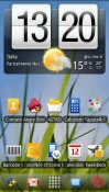 ADW Symbian Android Mobile Phone Theme