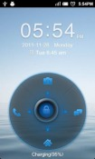 Fourkey GO Locker Android Mobile Phone Theme