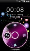 GalaxyS GO Launcher EX Android Mobile Phone Theme